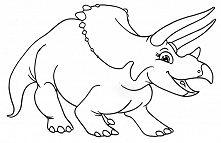 Triceratops Dinosaur 3