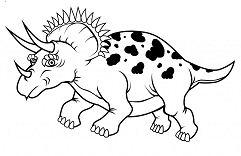 Triceratops Dinosaur 4