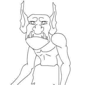 Trolls 2 Fantasy Coloring Page