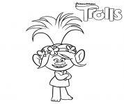 Trolls Poppy Troll