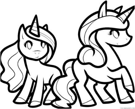 Twin Unicorn