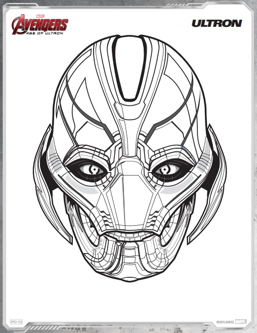 Ultron from Avengers
