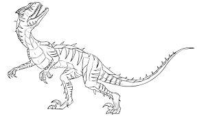 Velociraptor Dinosaur 3