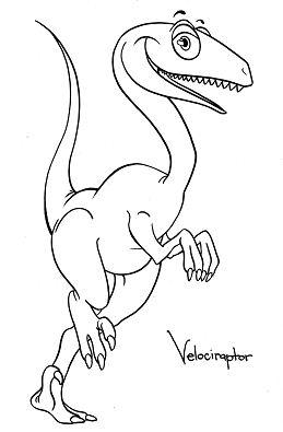 Velociraptor Dinosaur 5