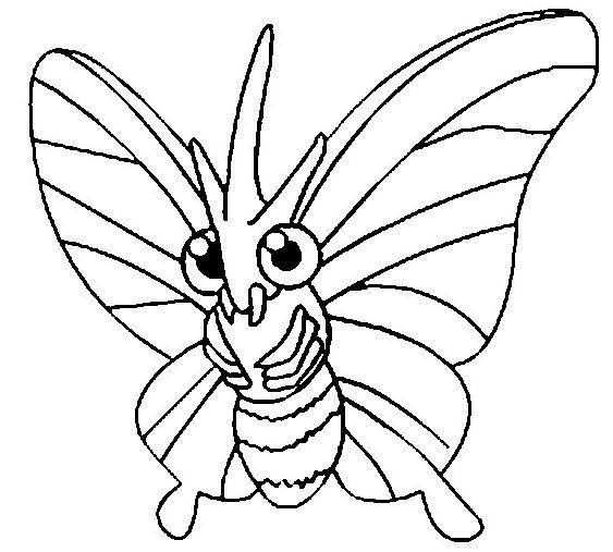 Venomoth Pokemon