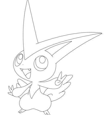 Victini Pokemon