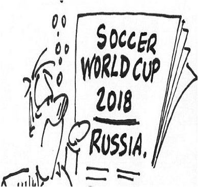 Vodka and World Cup 2018