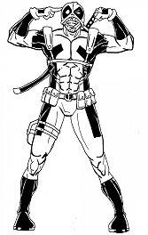 Wade Wilson aka Deadpool