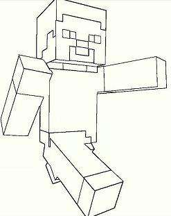 Walking In Minecraft