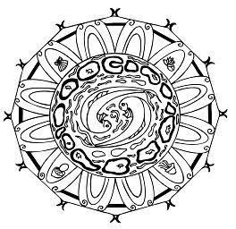 Water Energy Mandala