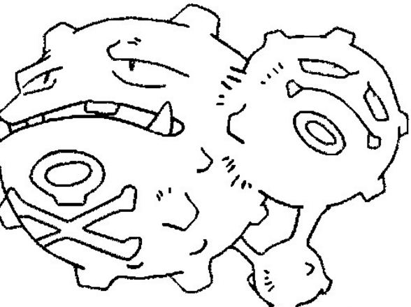 Mega Pinsir Page Coloring Pages