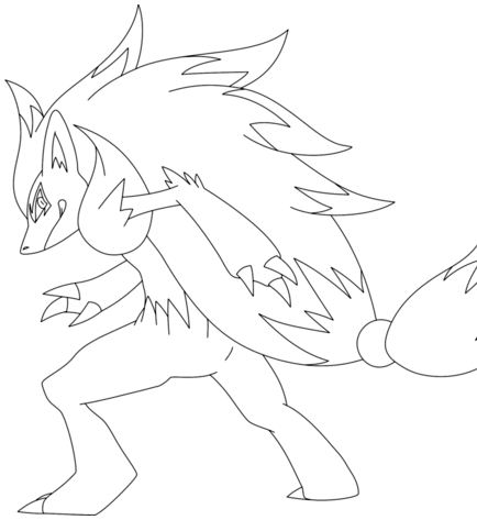 Zoroark Pokemon