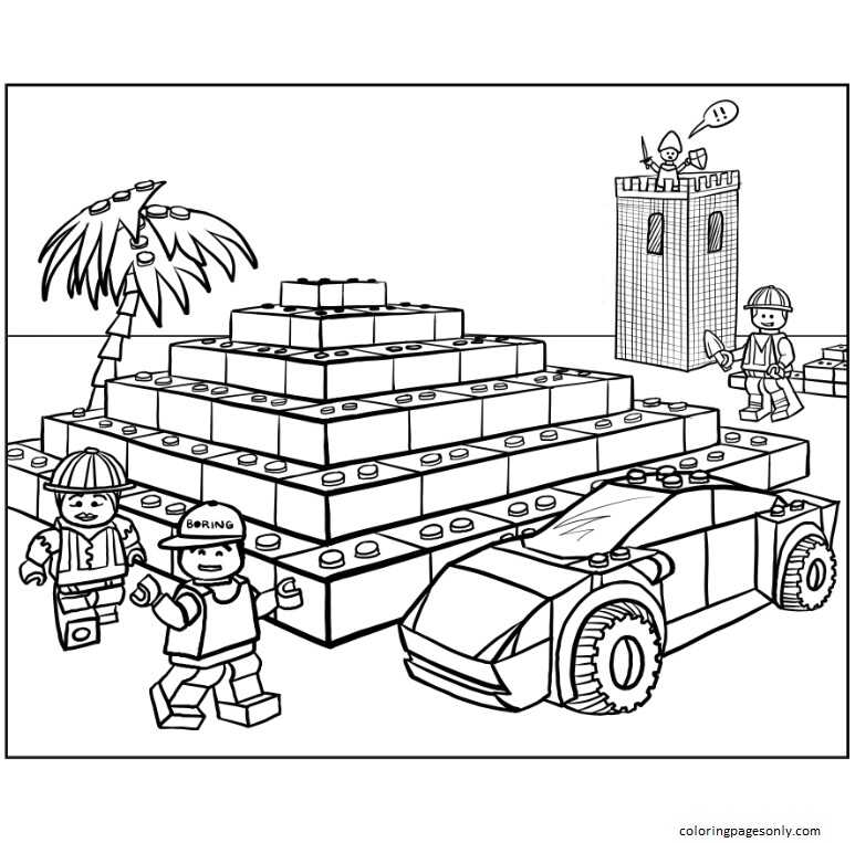 The Humor & Inspiration Of Elon Musk Coloring Page
