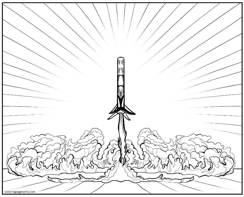 The Insanity & Inspiration Of Elon Musk 1 Coloring Page