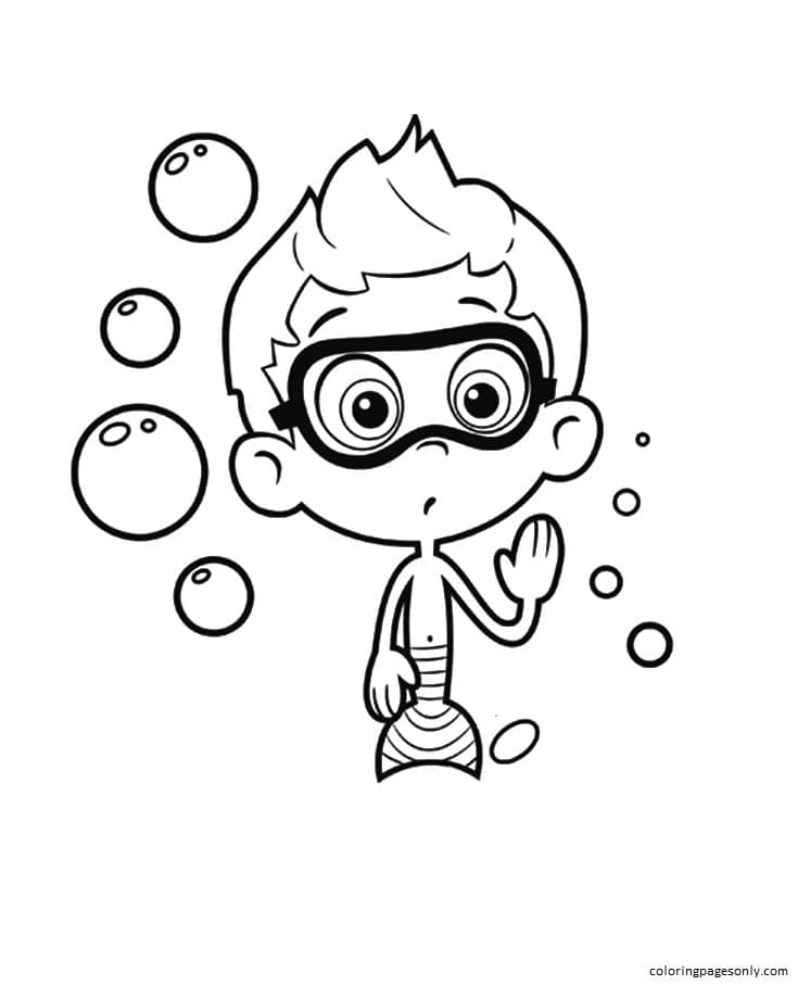Nonny Coloring Page