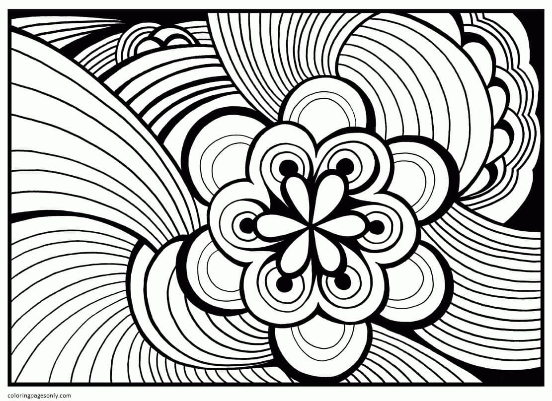 Teenages 2 Coloring Page
