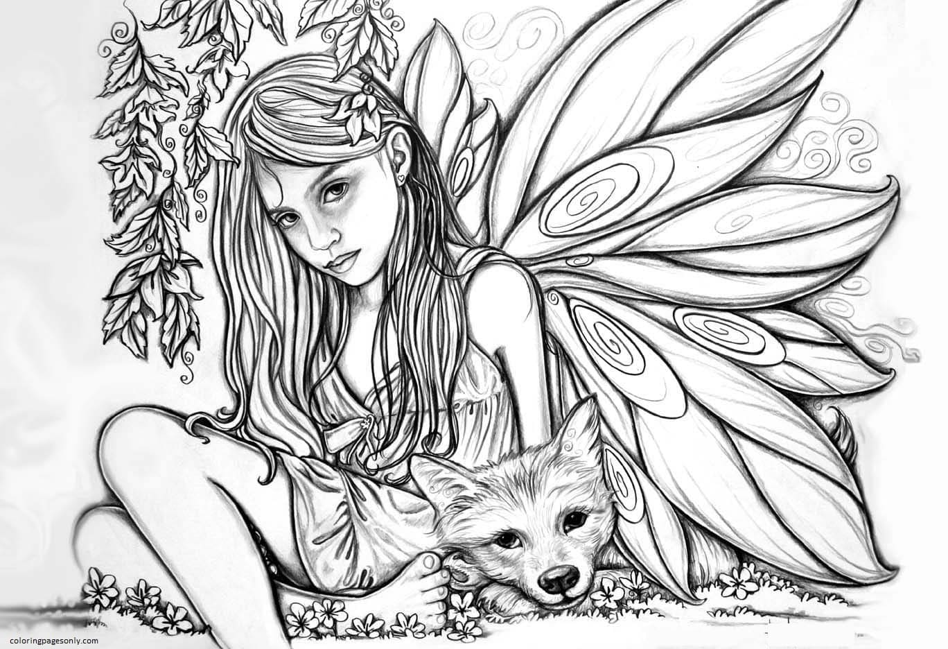 Teenages 4 Coloring Page