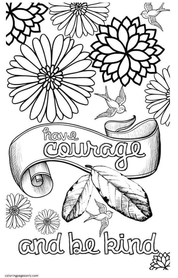 Teenages 9 Coloring Page