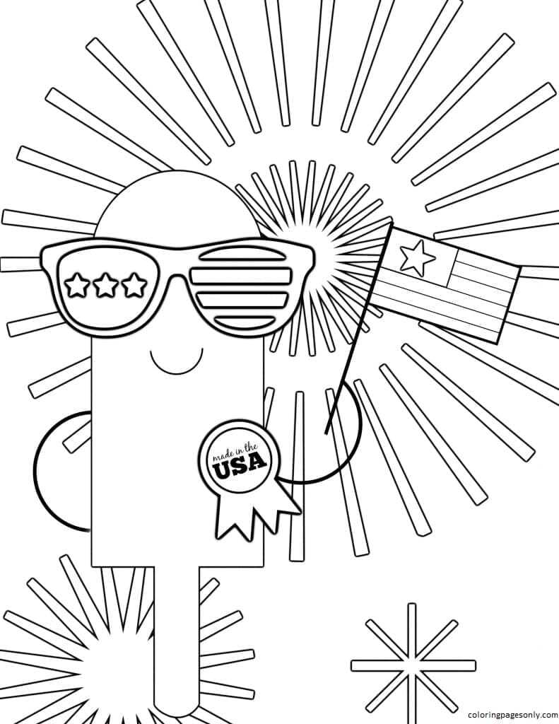 Best day of the year Coloring Page