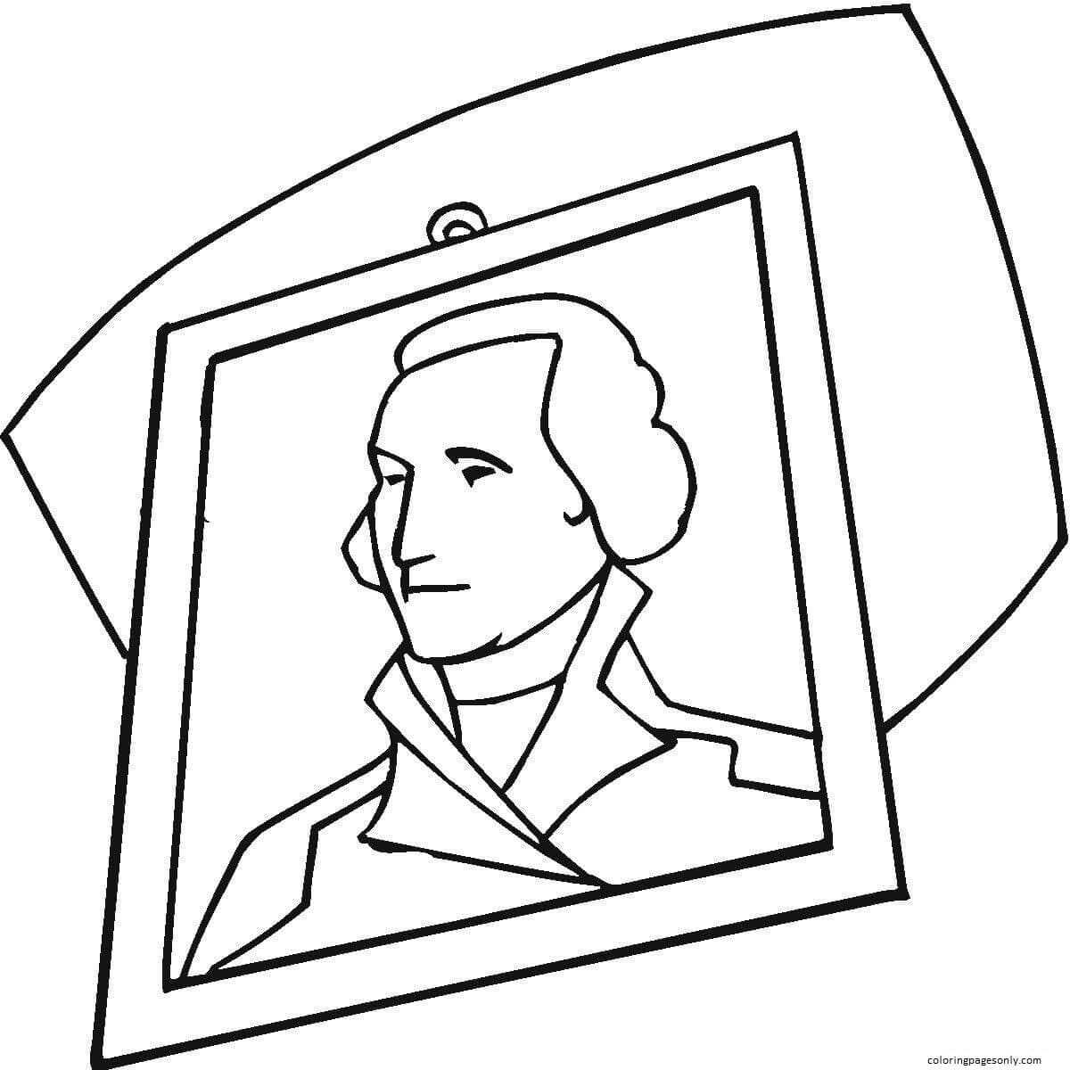 George Washington 4th Of July Coloring Pages Independence Day 4th Of July Coloring Pages Coloring Pages For Kids And Adults