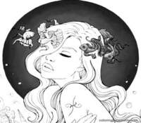 Pisces Coloring Pages