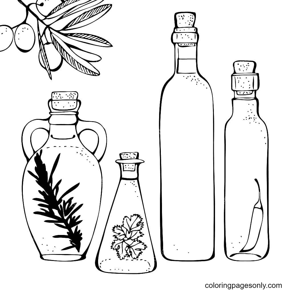 Aesthetics for girls Coloring Page