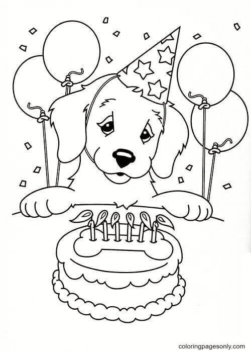 Casey Coloring Page